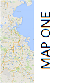 Brisbane small map